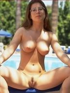 Wet Mature Women